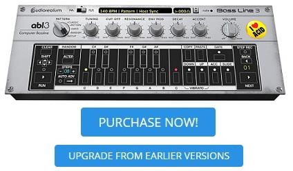 audiorealism bass line 3 discount code