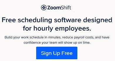 zoomshift software coupon and free trial