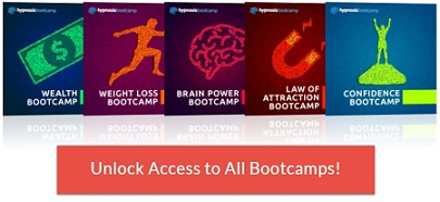 Hypnosis Bootcamp mp3 discount code + free download