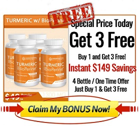 Science Natural Supplements discount and ​Turmeric With BioPerine coupon code
