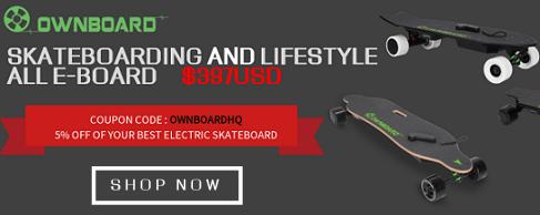 ownboard skateboard coupon code