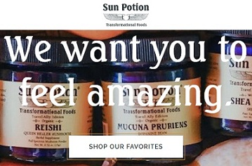 sun potion review and coupon code