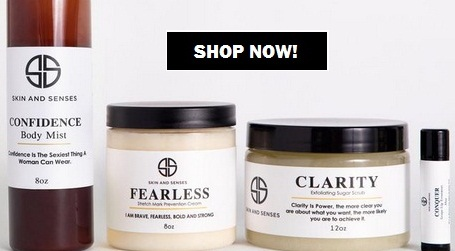 skin and senses discount code