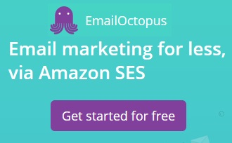 emailoctopus review and coupon code