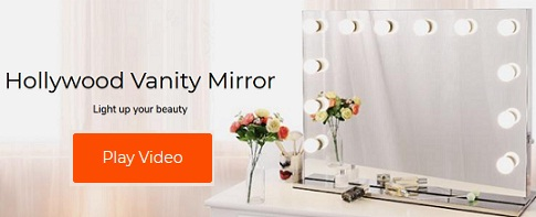 chende hollywood vanity mirror coupon code