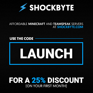 Shockbyte server hosting coupon code