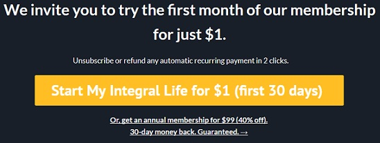 integral life practice course coupon code