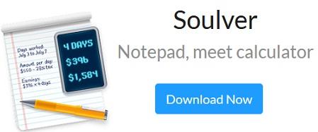 Acqualia soulver 3 app coupon code
