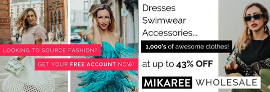 mikaree wholesale coupon code