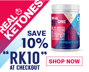 Real Ketones (kegenix) coupon code