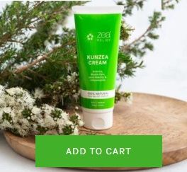 zea relief kunzea coupon code