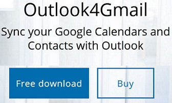 download Outlook4Gmail license coupon code