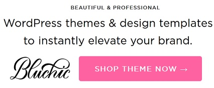 bluchic themes coupon code