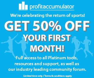 Profit Accumulator 50% discount code