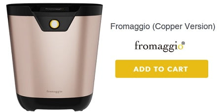 fromaggio cheese maker coupon code