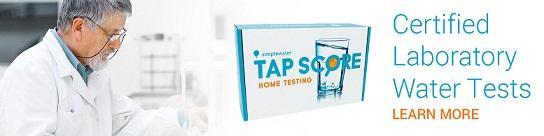simplelab water my tap score discount code