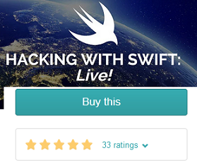 Hacking with Swift Live coupon code