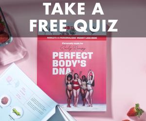 perfect body dna book coupon code logo