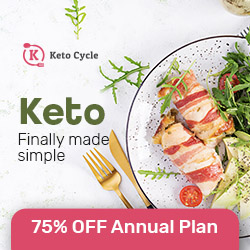 keto cycle diet coupon code logo
