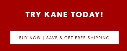 power of kane Discount code logo